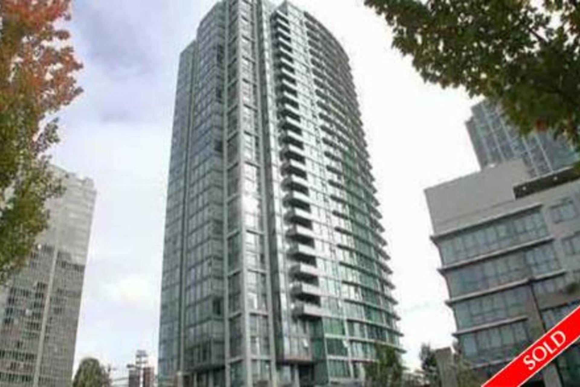 1705 - 1008 Cambie Street, Yaletown, Vancouver West